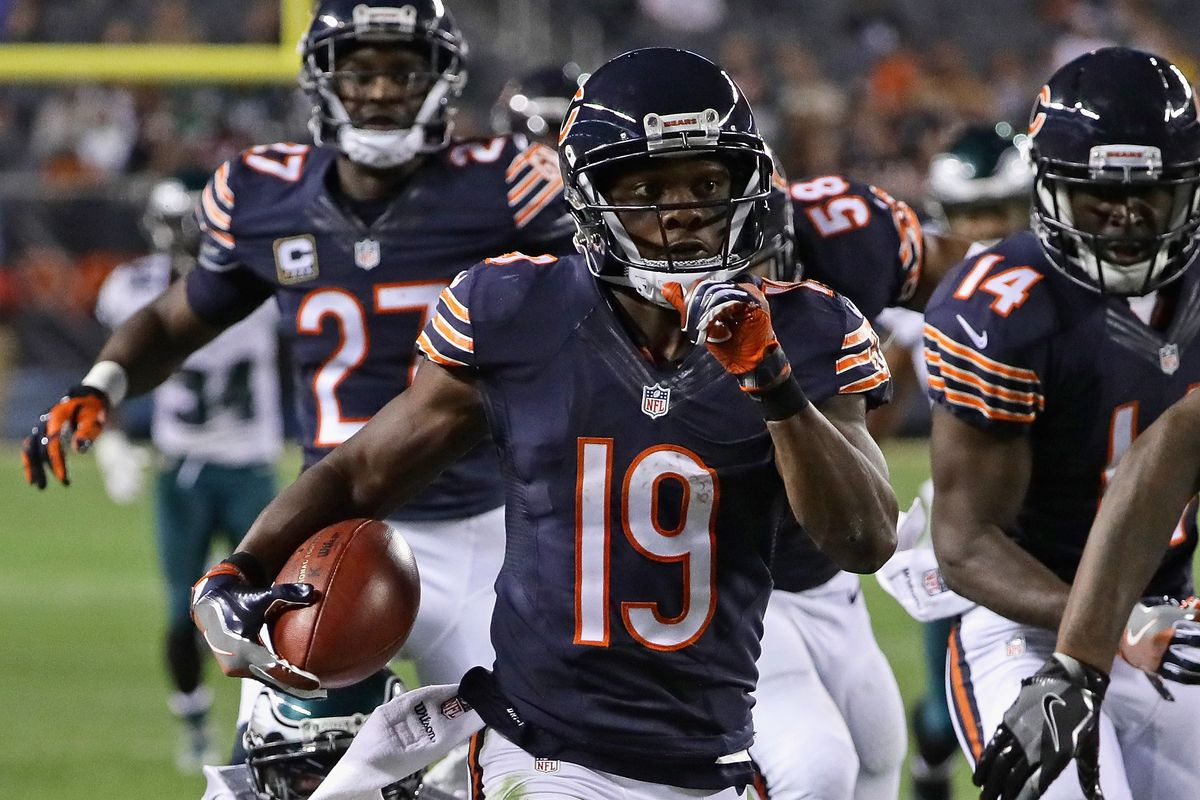 WR Eddie Royal, DL Will Sutton among Chicago Bears' cuts