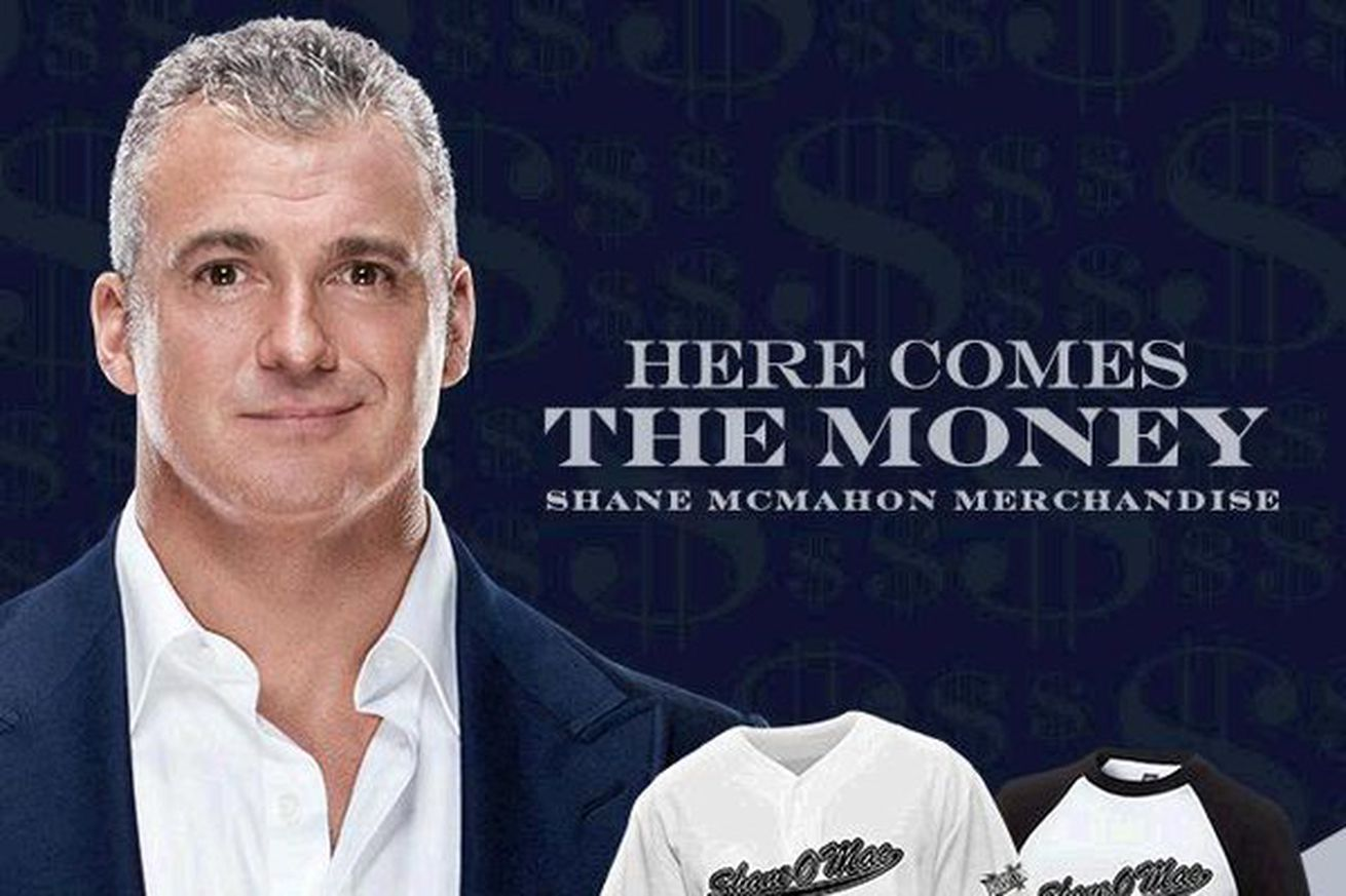 Hd wallpaper ufc - There Goes Your Money Wwe Releases Shane Mcmahon