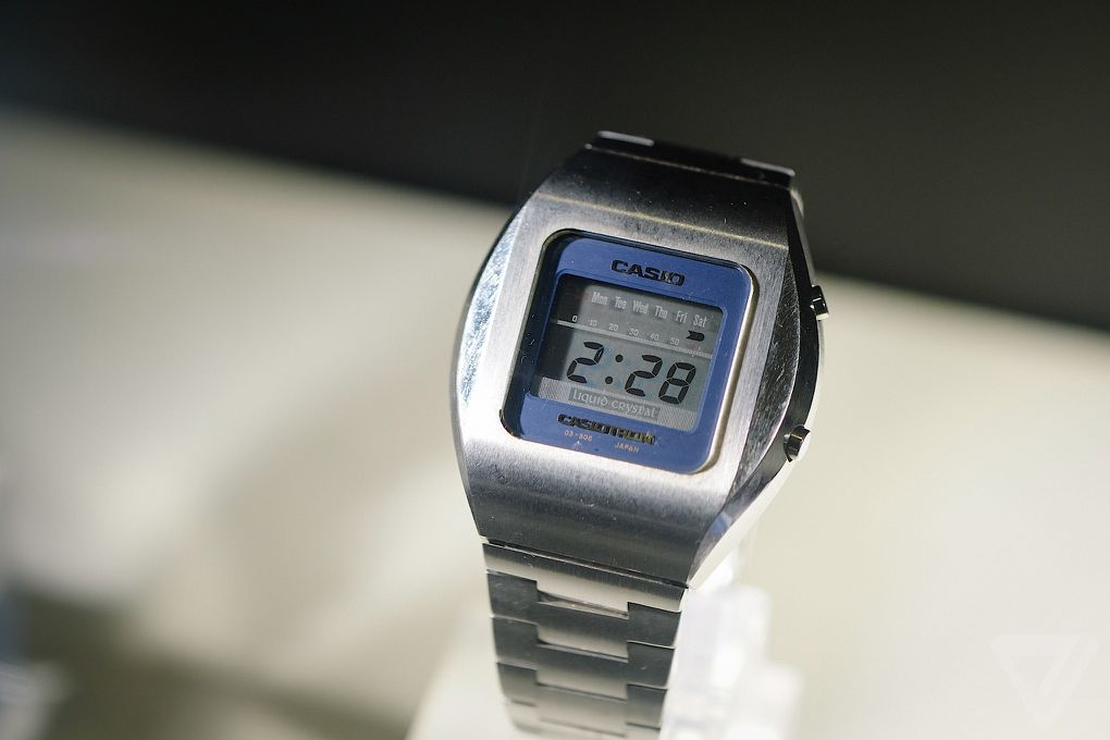the original smartwatches casio s history of wrist