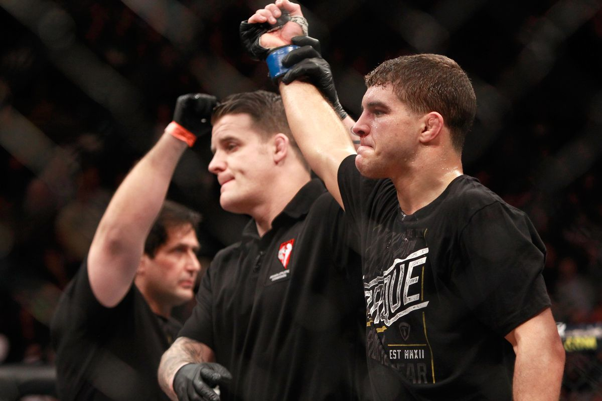 Al Iaquinta: 'I don't fight for the UFC, I fight for myself'