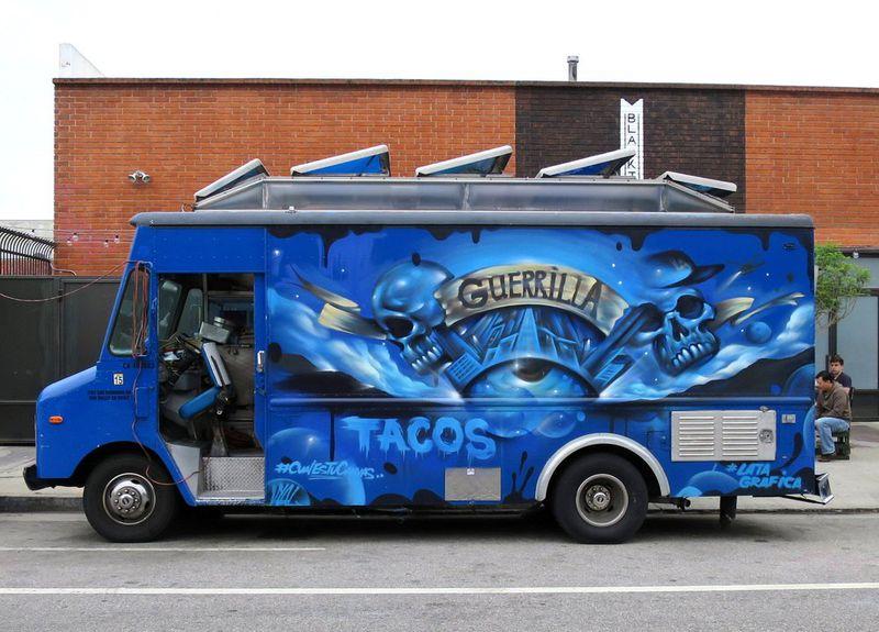 Guerrilla Tacos Truck