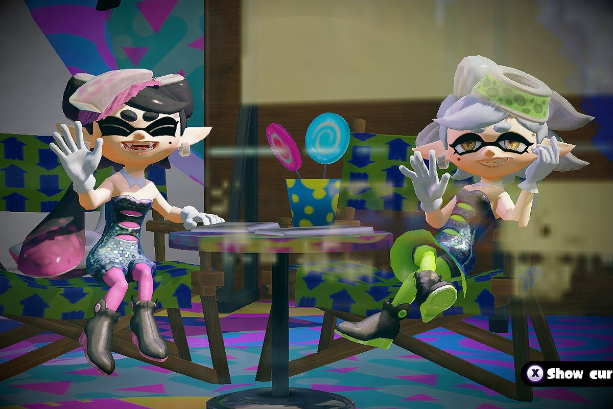 Nintendo Reveals Callie's Bittersweet End and Prologue for Splatoon 2