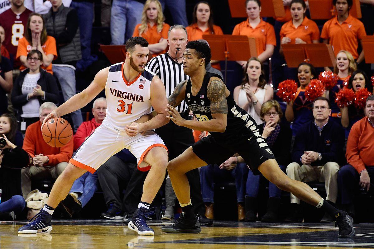 Shayok and Reuter Leaving UVA Men's Basketball Program