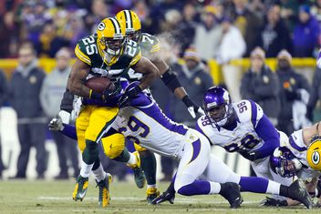 playoffs odds nfl packers vs vikings score live