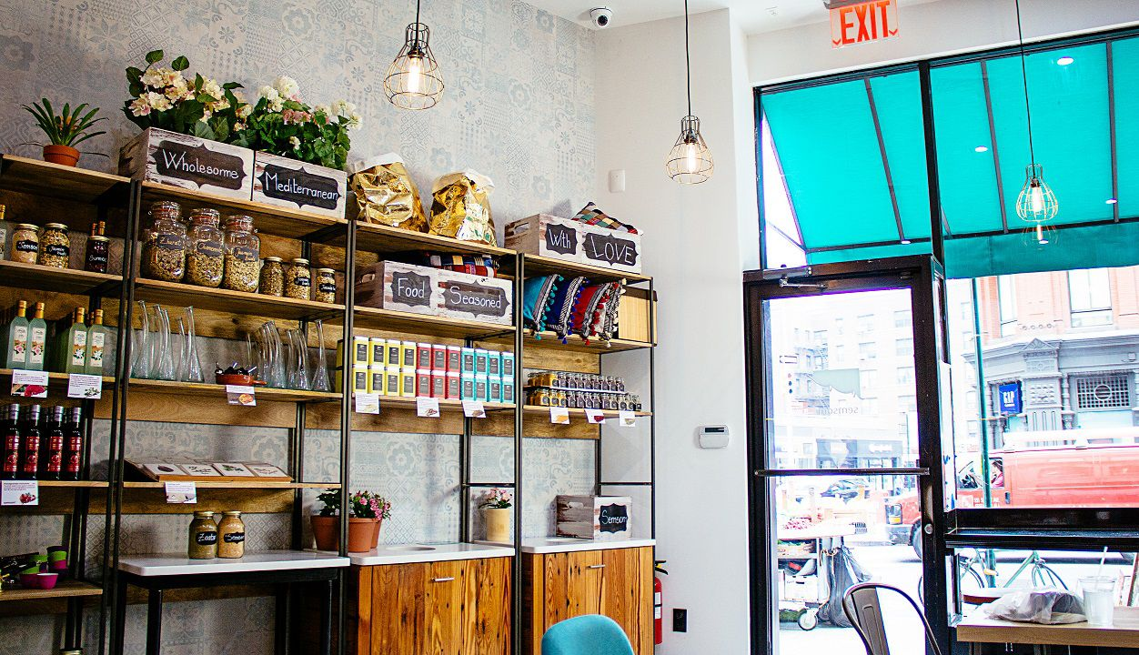 Middle Eastern Hummus Chain Semsom Makes Its U S Debut On