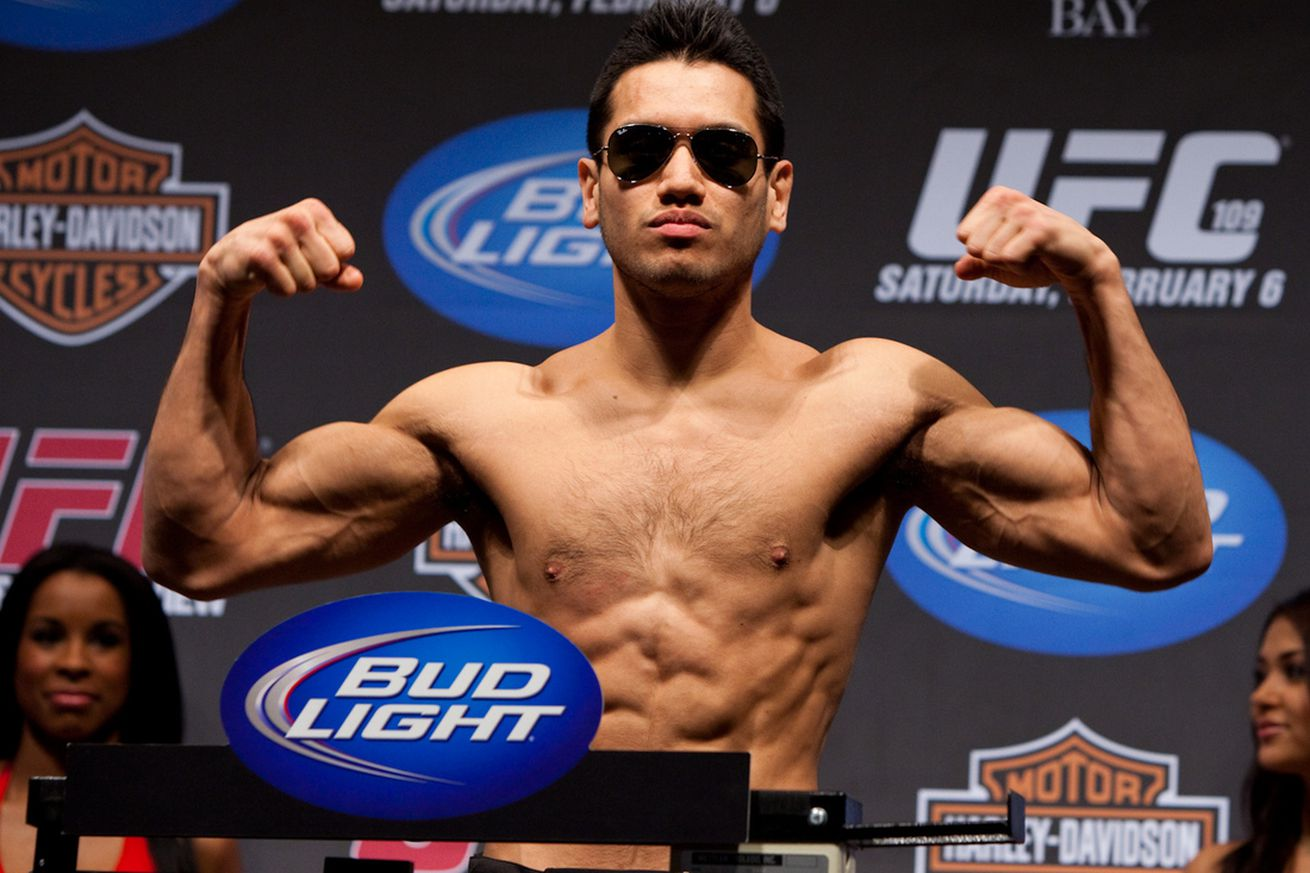 Phillipe Nover announces retirement from mixed martial arts