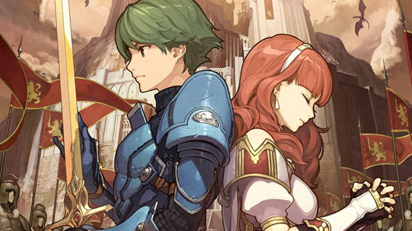 Fire Emblem Echoes: Shadows of Valentia may have a big learning curve for modern fans