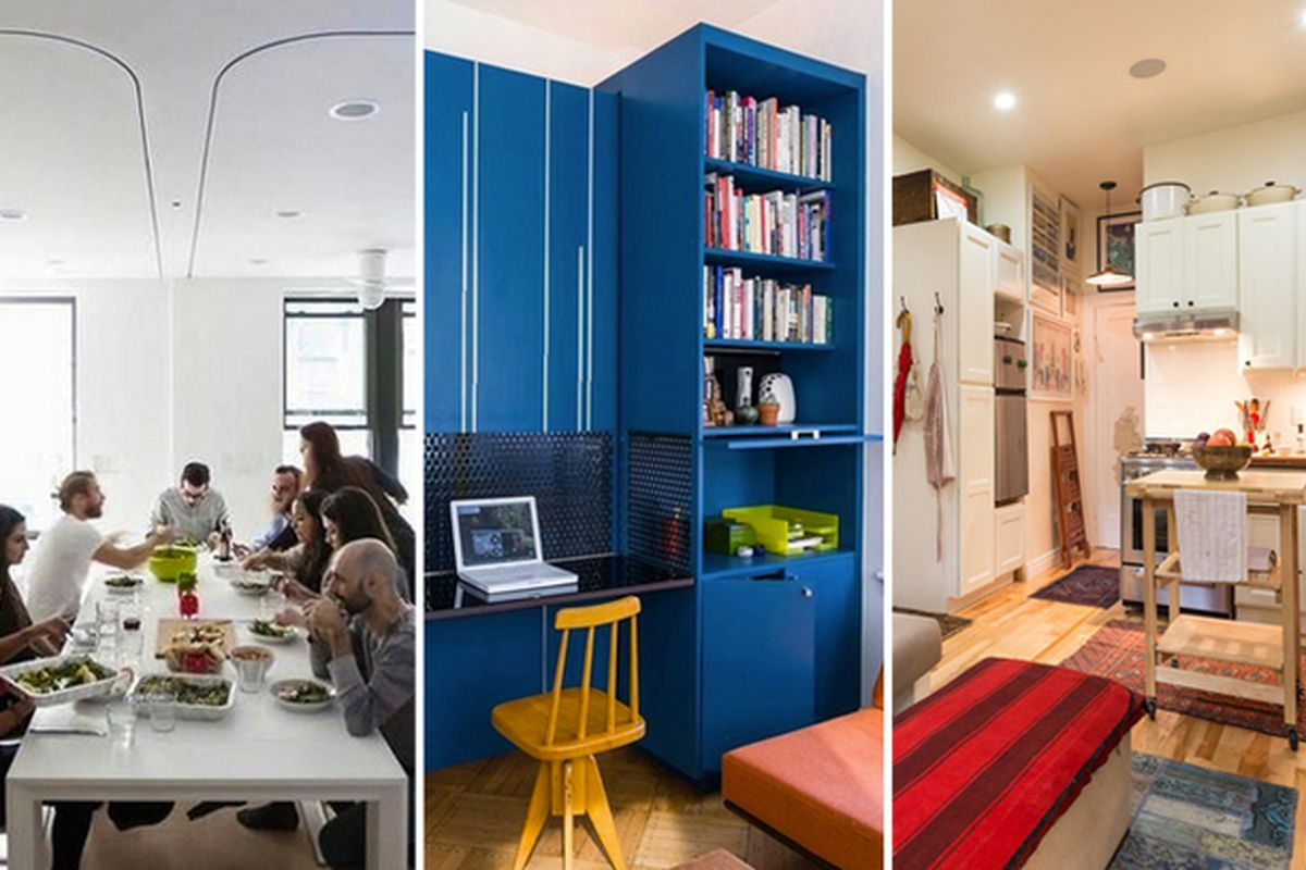 New York City's 14 Most Famous Micro Apartments - Curbed NY