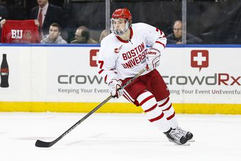 Hockey East: Beanpot - Terriers Stymie Huskies, 3-1