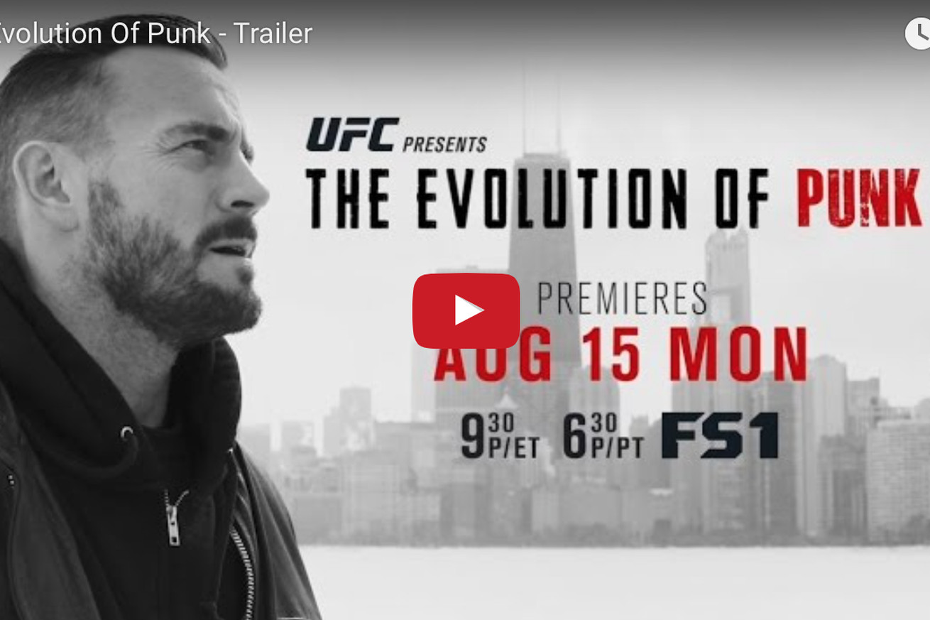 community news, Sneak peek! Watch CM Punks road to UFC 203 video preview