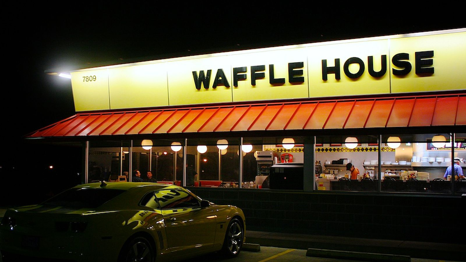 Waffle House Refused To Serve An Armed, Uniformed U.S