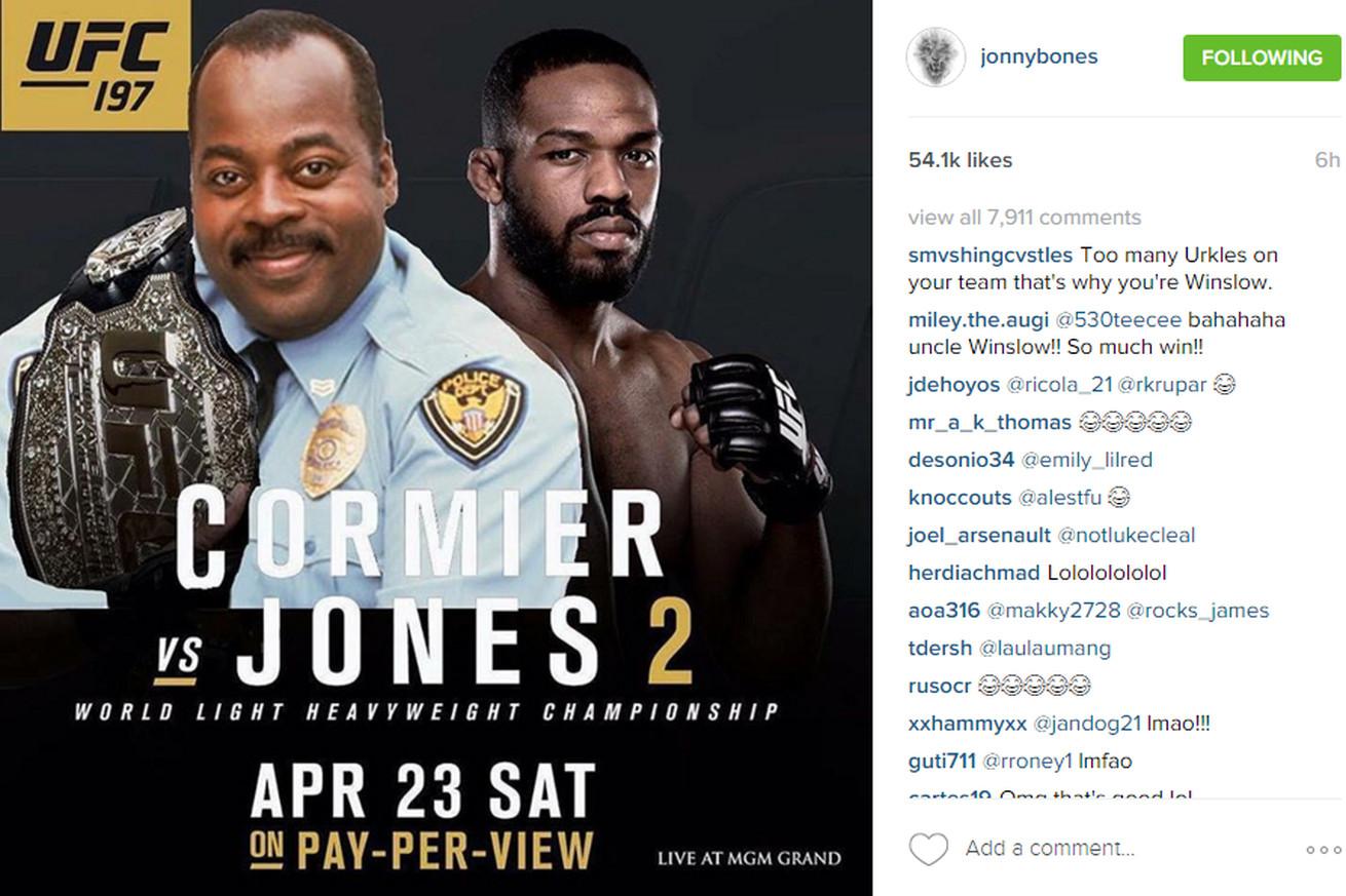 community news, Jon Jones blasts Daniel Cormier on Instagram, Cormier fires back