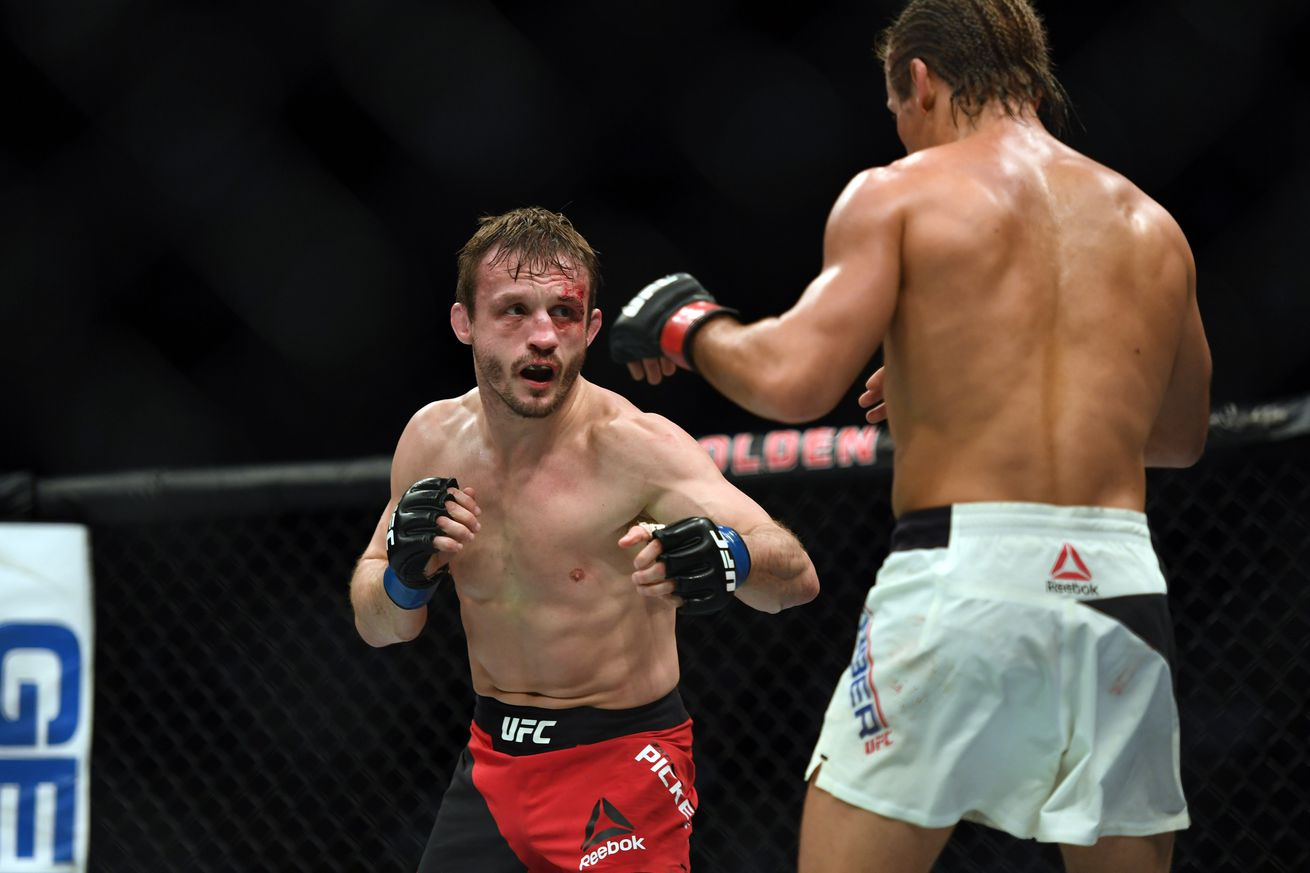 UFC Fight Night 107 fight card: Brad Pickett vs Marlon Vera preview