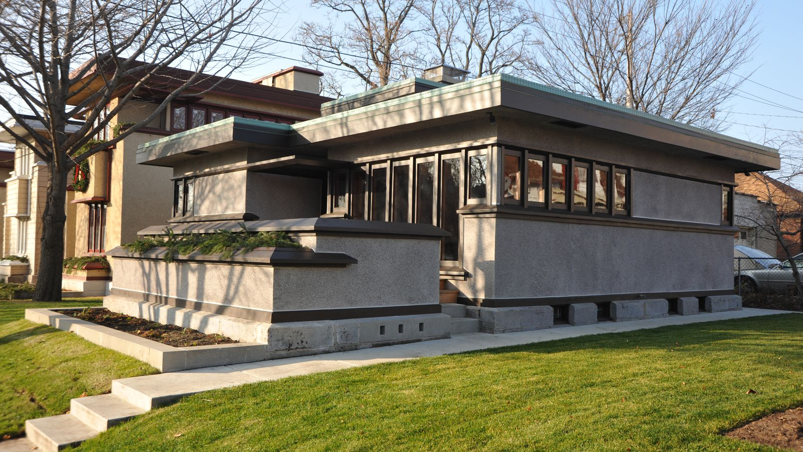 frank lloyd wright s forgotten prefabs curbed. Black Bedroom Furniture Sets. Home Design Ideas