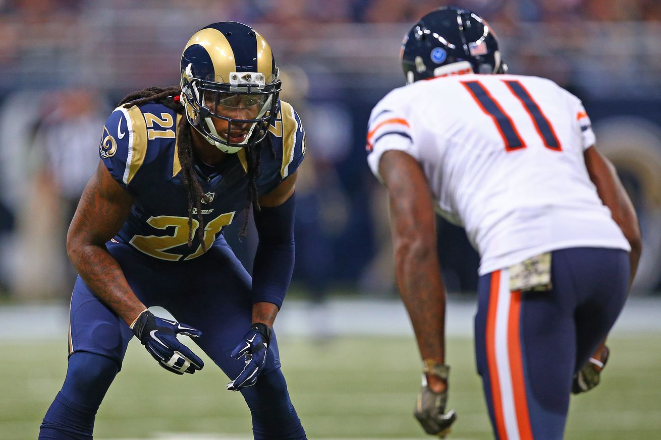 NFL Jerseys Sale - Los Angeles Rams: Janoris Jenkins Expected to Sign With Giants ...