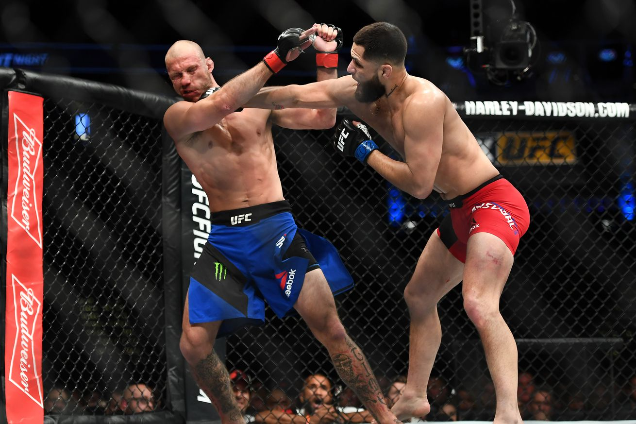 community news, UFC on FOX 23's Jorge Masvidal on not pulling the trigger: I like to play with my food