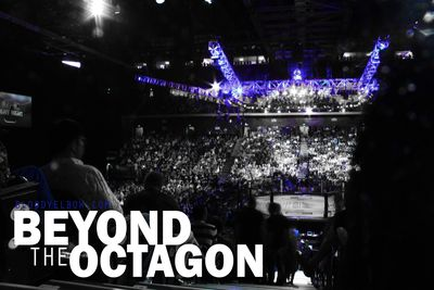 Beyond the Octagon: Former TUF contestant fights former TUF coach
