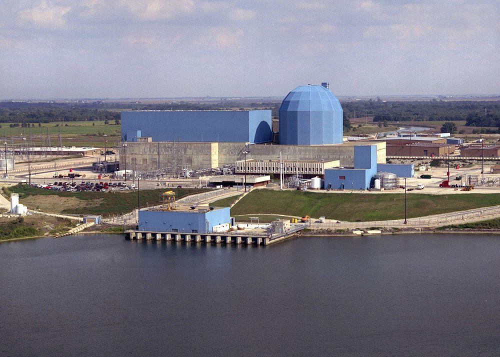 Clinton Nuclear Generating Station
