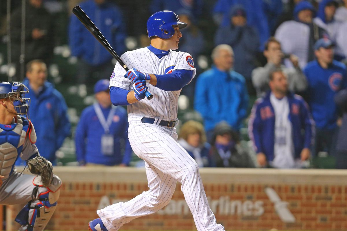 Rizzo, Russell's home runs lead Cubs to 4-0 win over Dodgers