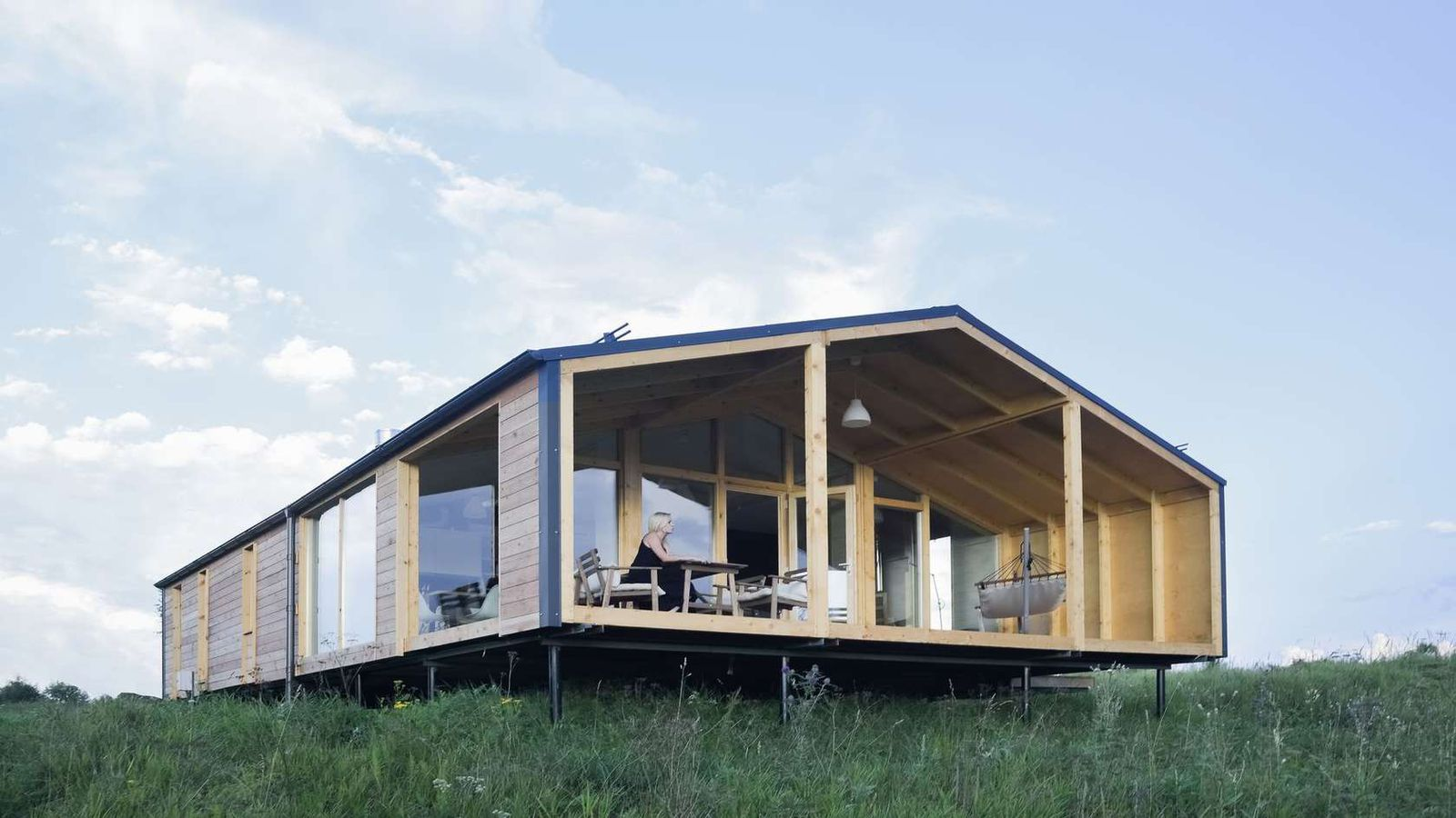 Affordable prefab cabin dubldom now accepting u s pre for 900 sq ft modular home