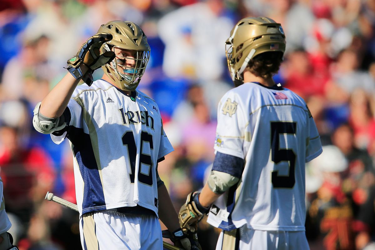 Notre Dame men's lacrosse loses to Syracuse by one