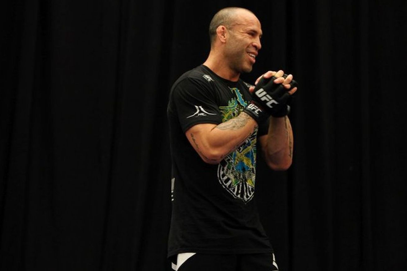 Wanderlei Silva calls out Kimbo Slice, wants striking war in Bellator MMA