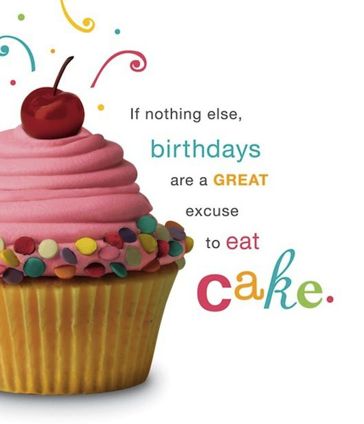 Cake Images For Birthday Card : Get the Cupcake Taste Without all the Cupcake: American ...