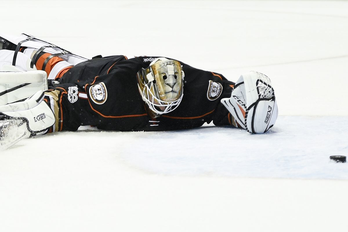 Ducks F Rakell out for Game 5