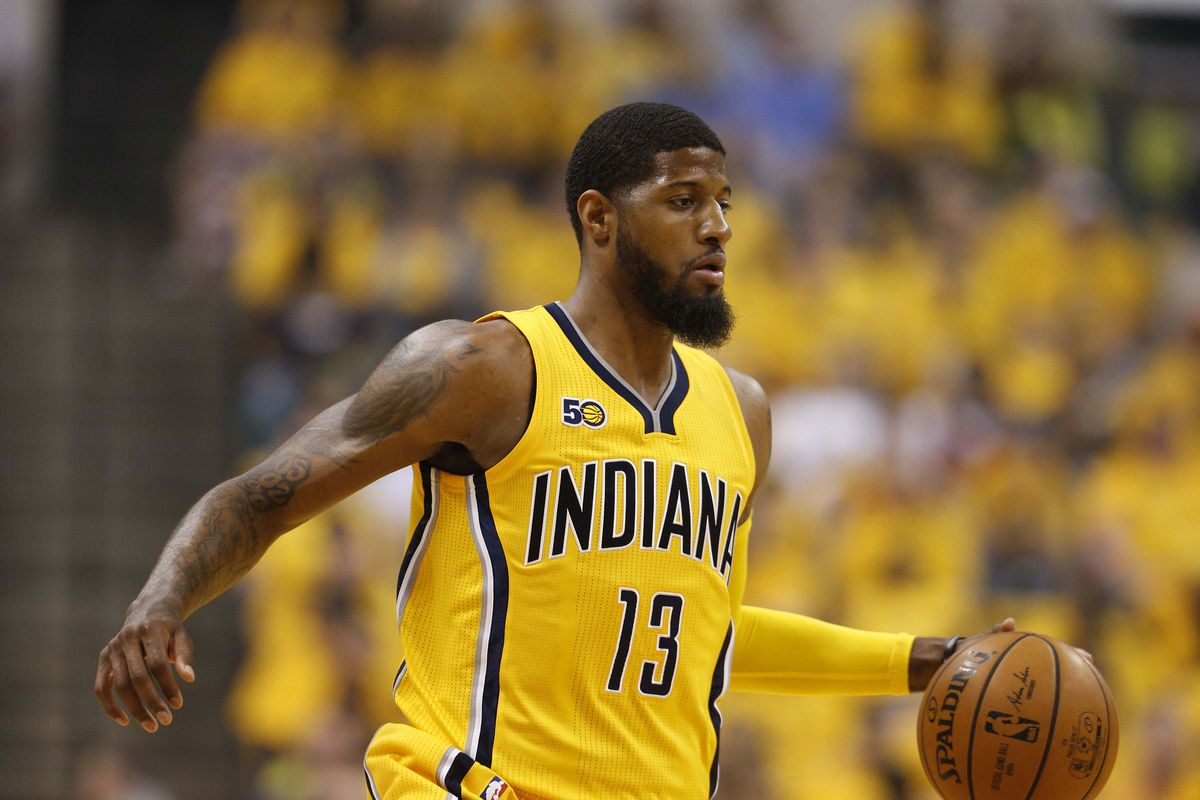Paul George Addresses Those Lakers Rumors on 'Jimmy Kimmel'