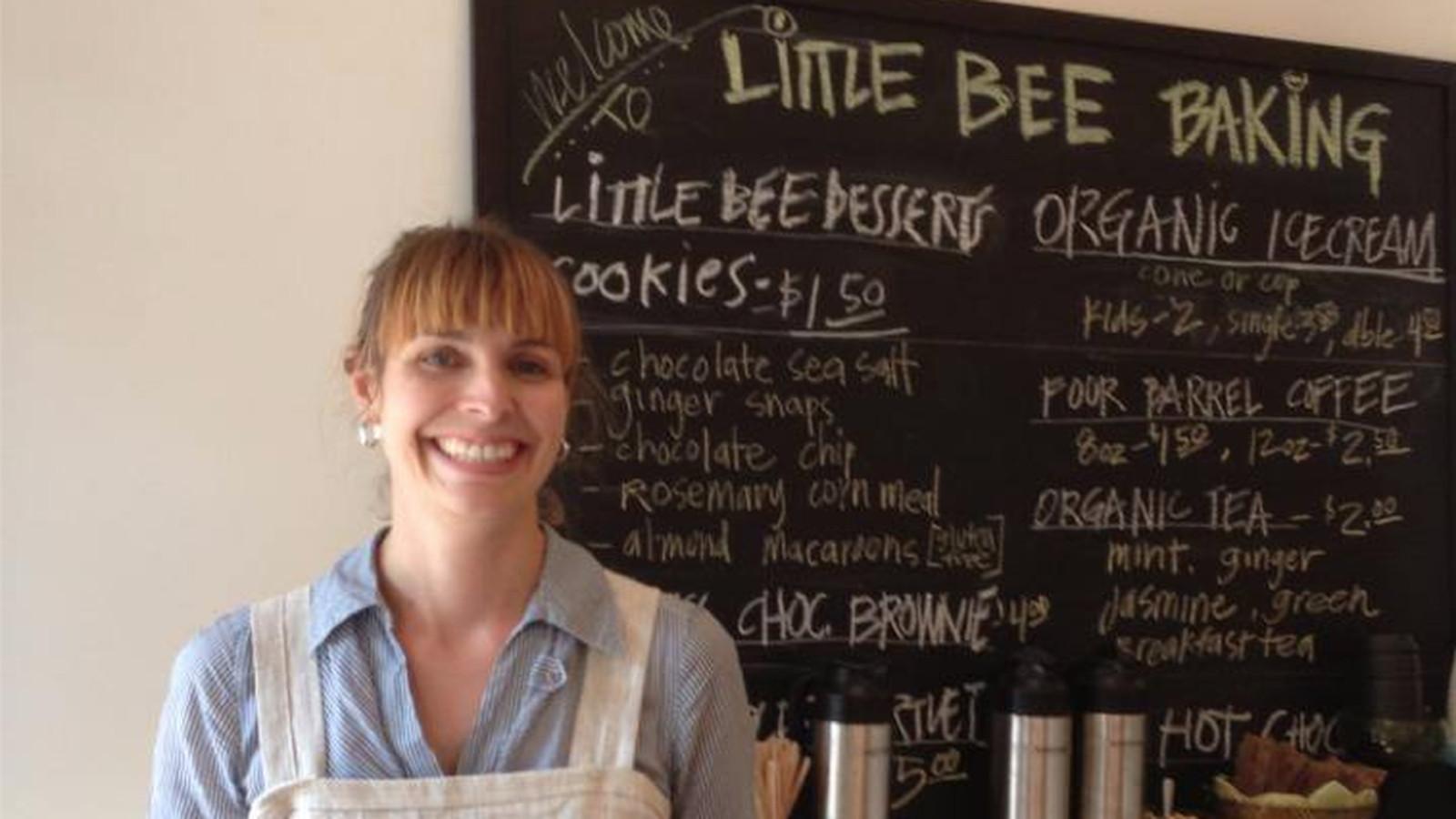Little Bee Baking Sweet Treats In Bernal Eater Sf