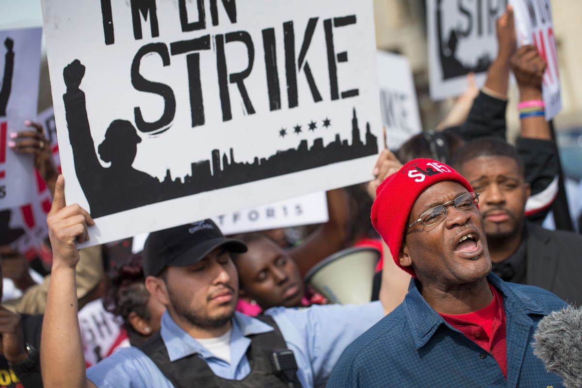 this is what you do if you want to start a new union vox scott olson getty images