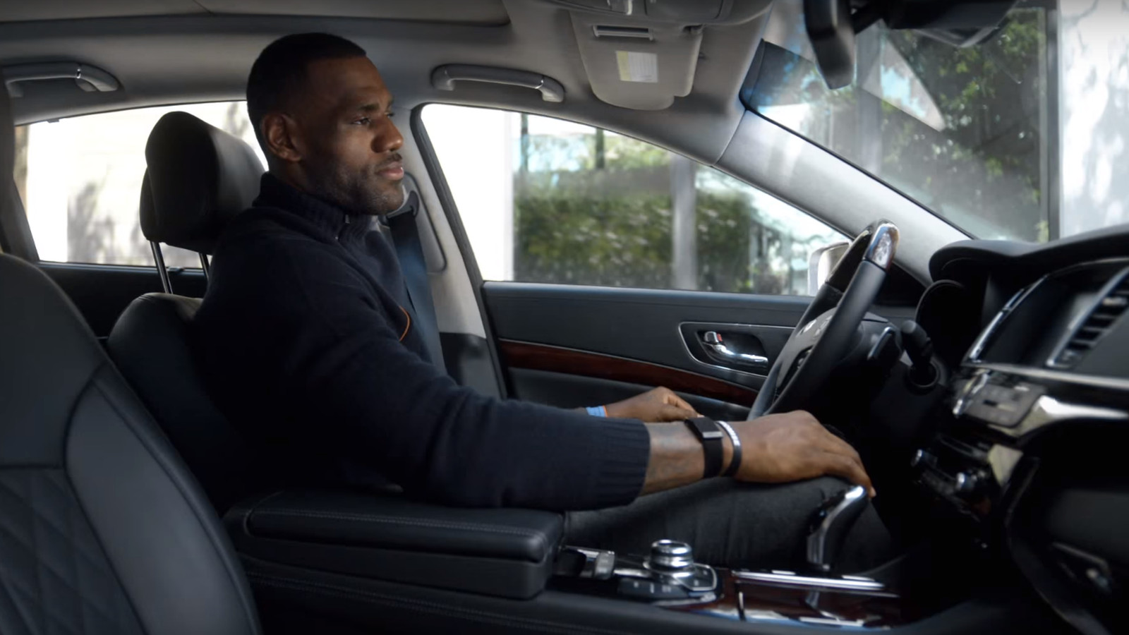 LeBron James swears he really drives a Kia - The Verge