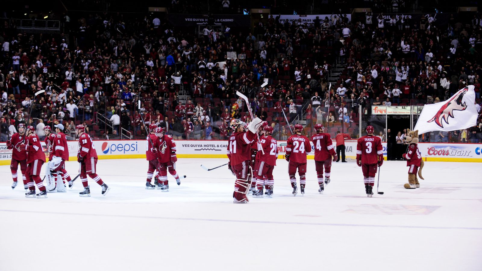 Envisioning the 2015-16 Arizona Coyotes roster - Five for Howling