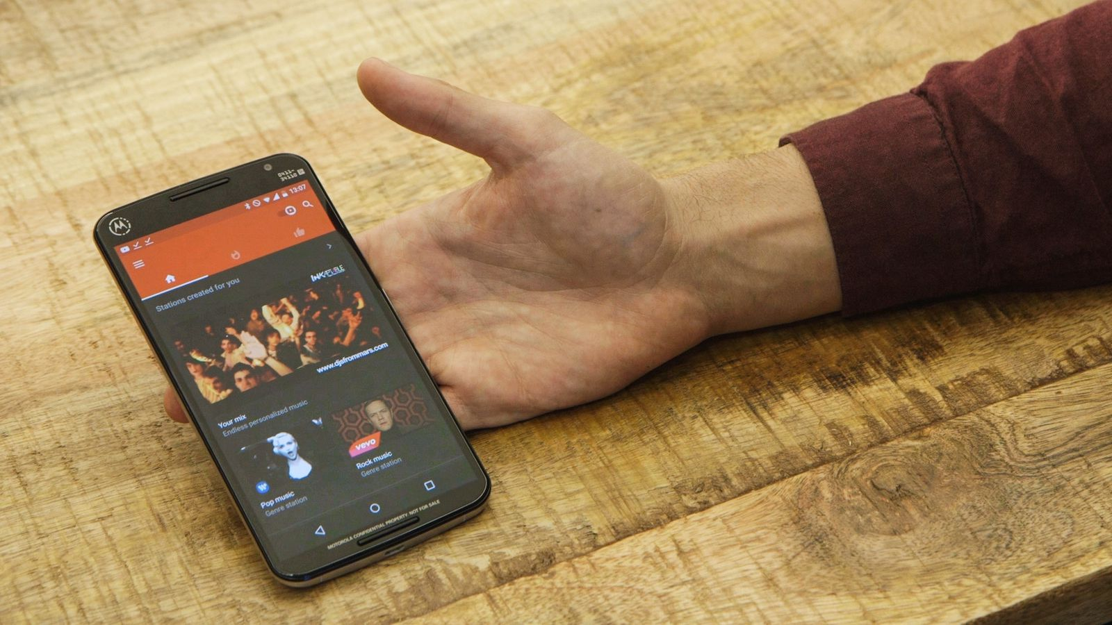Music Teams from YouTube and Google Play Combine