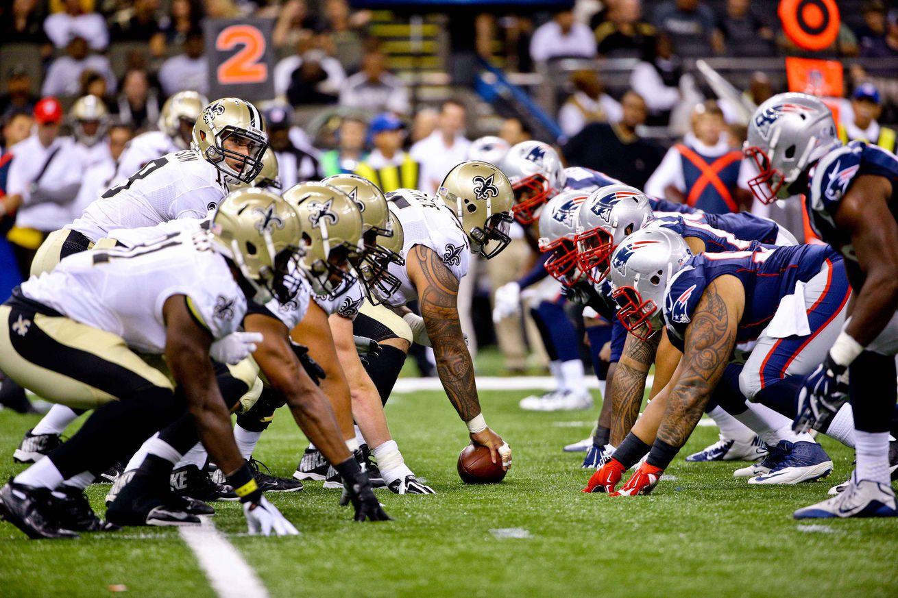 New Orleans Saints Davis Tull GAME Jerseys