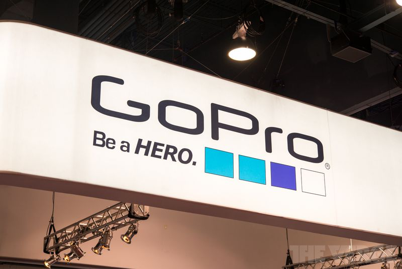 GoPro Will Release a Quadcopter in the First Half of Next Year