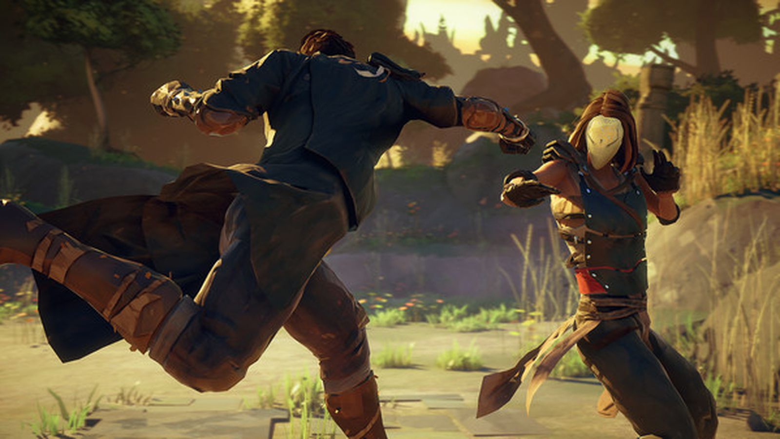 Online fighting game Absolver gets a release date