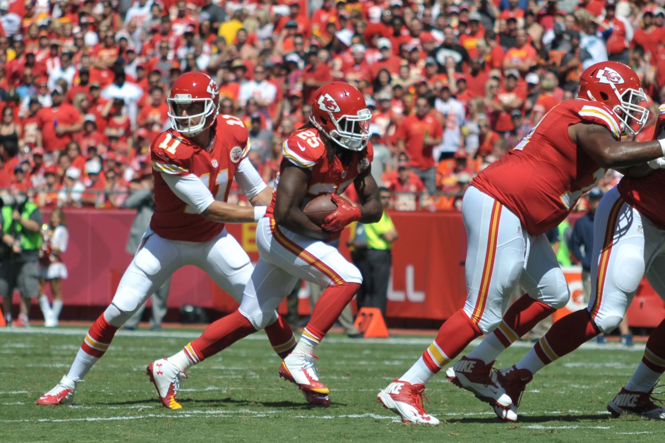 Jamaal Charles and Tamba Hali return to Chiefs