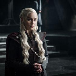 The estimable Daenerys Targaryen.