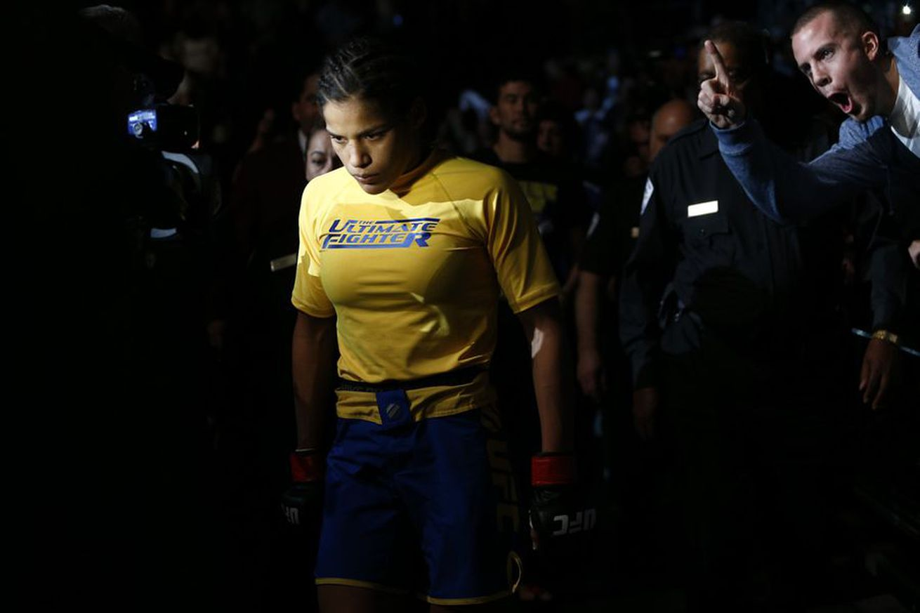 Julianna Pena still wants to fight Ronda Rousey, but not now