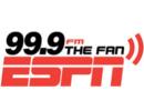 99.9 The Fan Logo