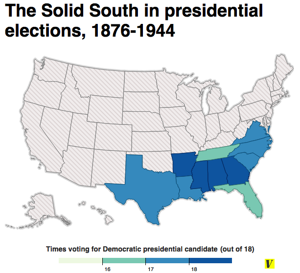 the democratic party fractured during the civil war