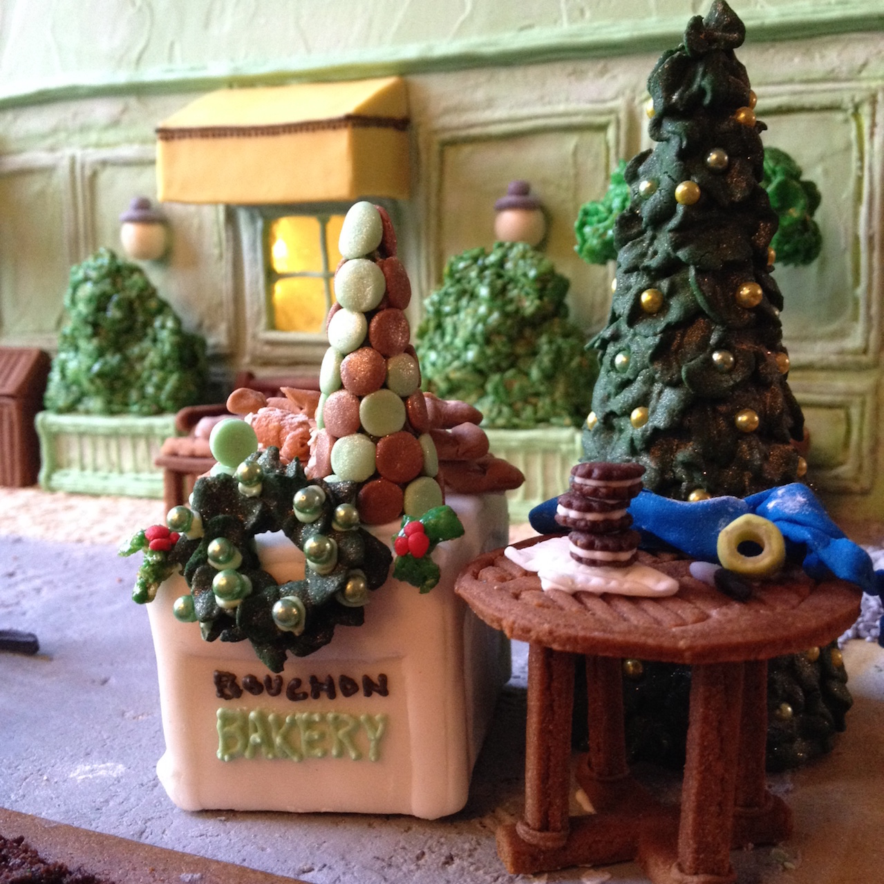 christmas tree shop job application part 24 baker makes perfect gingerbread replica of bouchon - Christmas Tree Shop Careers