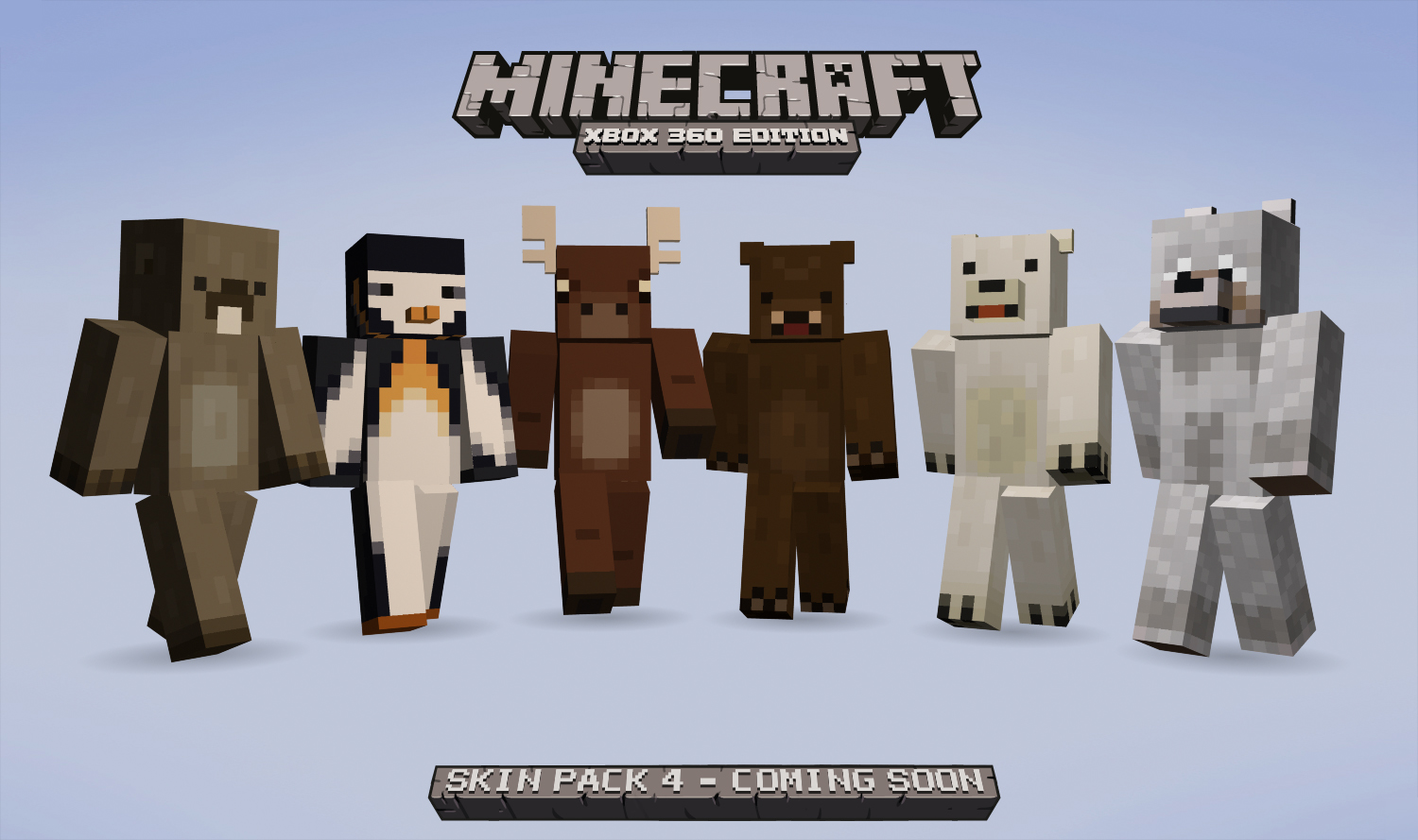 Fourth Skin Pack For