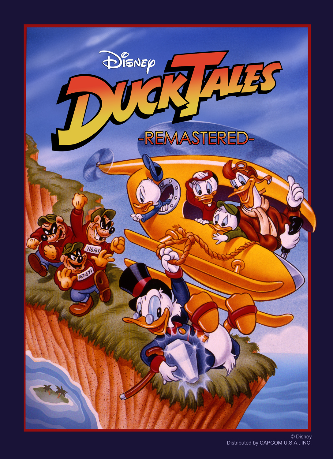 W Ducktales DuckTales Remastered e...