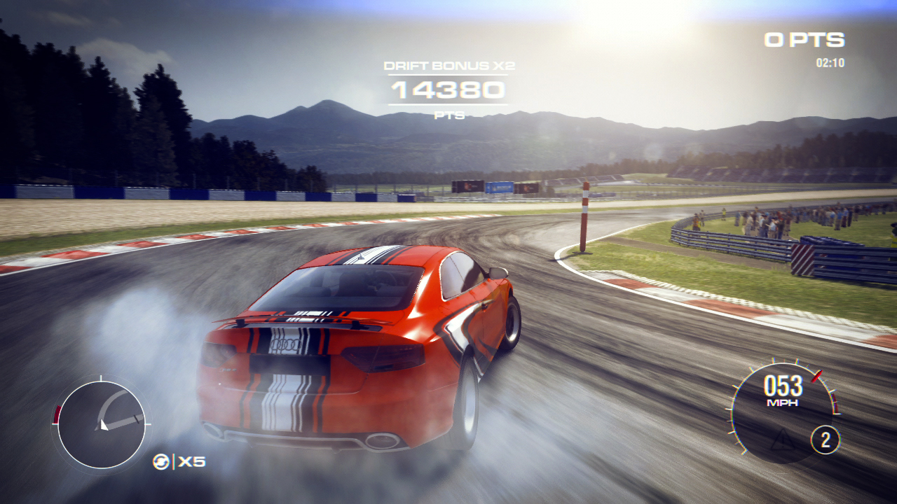 Go Your Own Way In Grid 2 S Multiplayer Modes Polygon