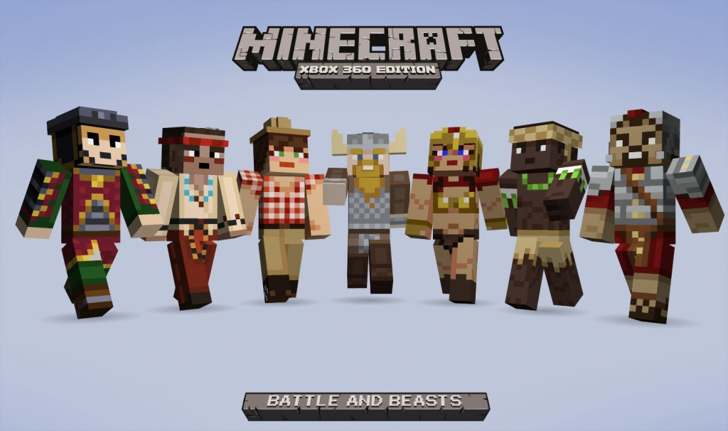 Skin Pack Adds 45 Options