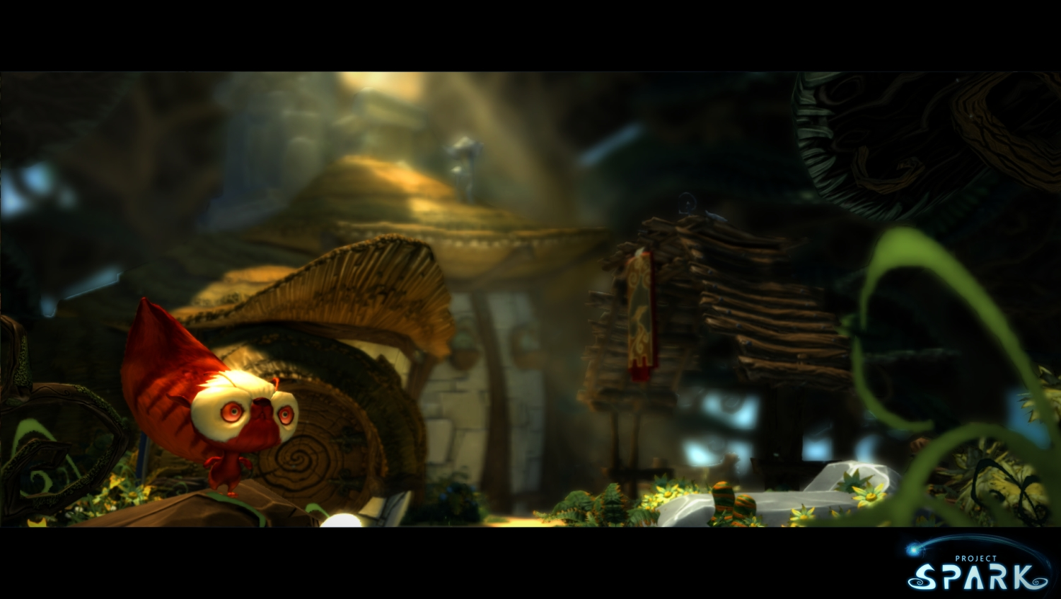 project spark game maker announced for xbox one and