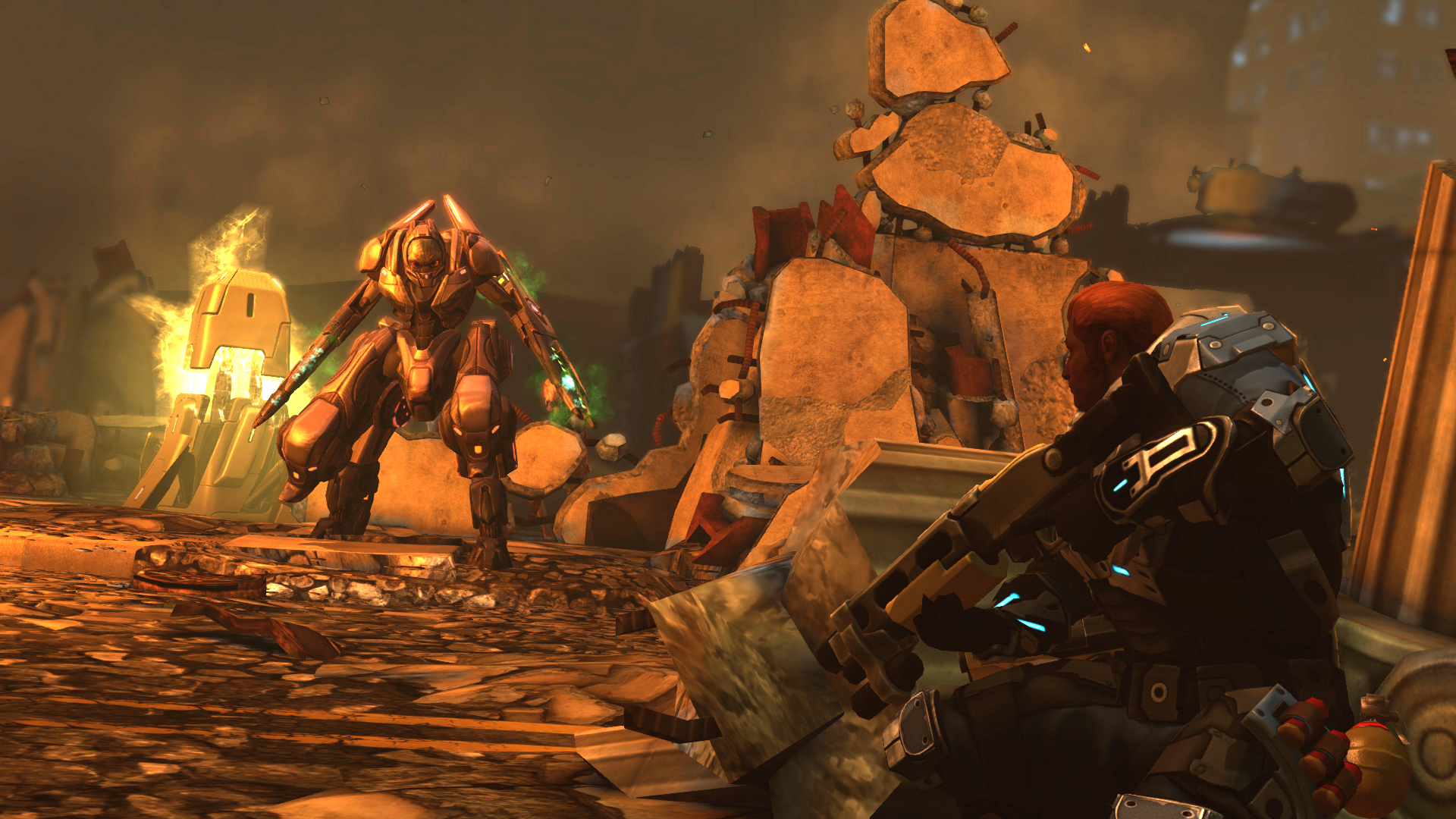 XCOM: Enemy Within headed to consoles and PC Nov. 12 | Polygon
