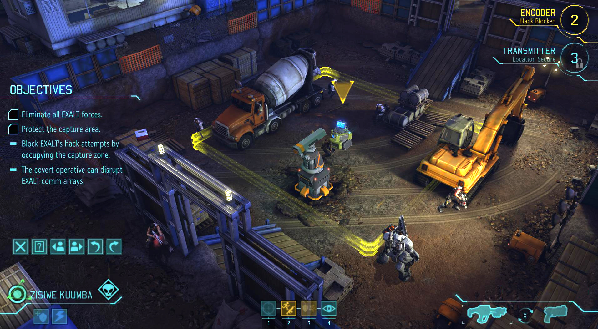 XCOM: Enemy Within turns your agents into undercover spies | Polygon